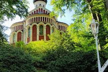Pravoslavny Kostel Svateho Vladimira, Marianske Lazne, Czech Republic