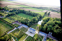 Jardins du Chateau de Canon, Mezidon-Canon, France
