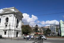 Plaza Victoria, Valparaiso, Chile