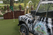 Rascal Bay Adventure Golf To A Tee, Brentwood, United Kingdom