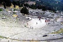 Temple of Apollo, Delphi, Greece