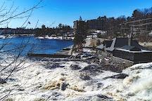 Bracebridge Falls, Bracebridge, Canada