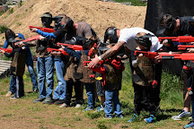 Pev's Paintball & Airsoft Park, Aldie, United States