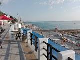 Пляж Заполяр