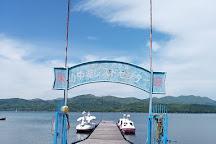 Lake Yamanaka, Yamanakako-mura, Japan