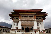 Phobjikha Valley, Wangdue Phodrang District, Bhutan