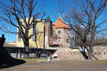 Otto-von-Guericke-Museum in der Lukasklause, Magdeburg, Germany