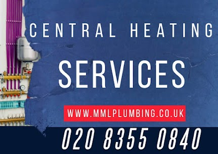 central heating services in North London