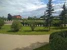 Площадь Воинской Славы на фото Козельска