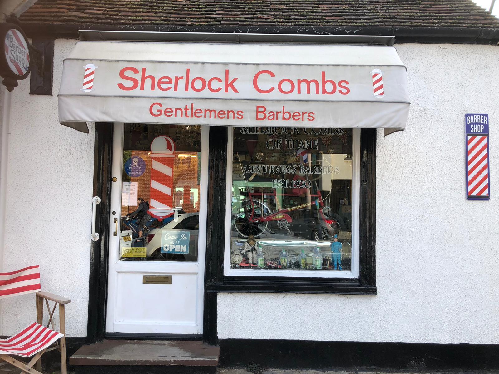 Sherlock Combs