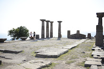 Athena Temple, Assos, Turkey