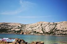 Pudarica Beach, Rab Island, Croatia