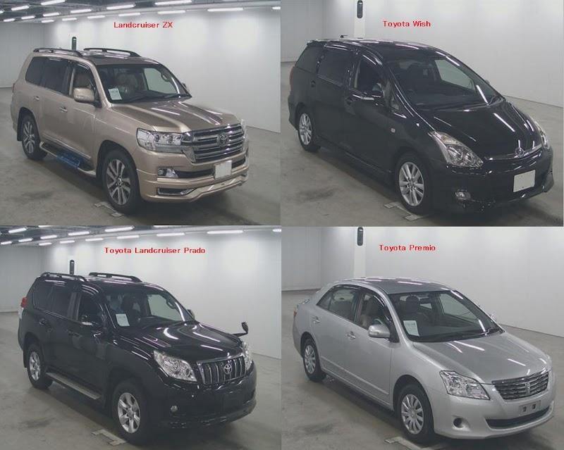 Ninkipal Co.,Ltd - Japanese Car Exporter