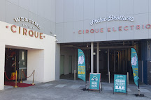 Archie Brothers Cirque Electriq Alexandria, Sydney, Australia
