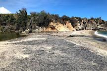 Black Sand Beach, Isla de Vieques, Puerto Rico
