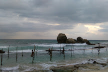 Stilt Fishermen Sri Lanka, Koggala, Sri Lanka