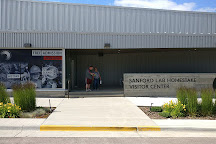 Sanford Lab Homestake Visitor Center, Lead, United States