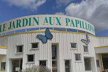 Jardin aux papillons, Vannes, France