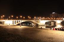 Puente de San Telmo, Seville, Spain