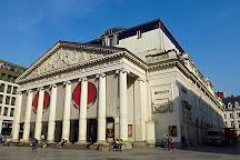 La Monnaie, Brussels, Belgium