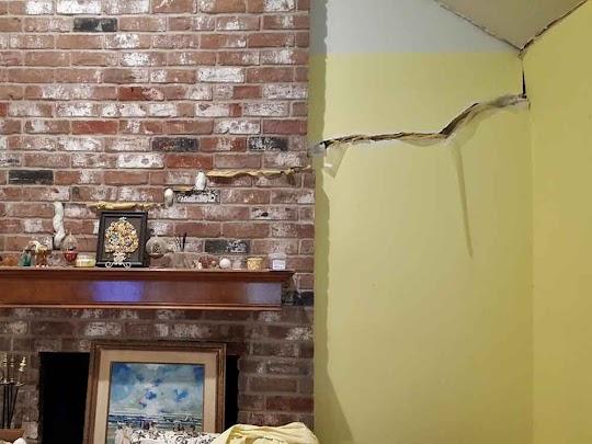 Interior Sheetrock Cracks