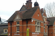 Wimbledon Library, London, United Kingdom