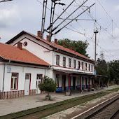 Железнодорожная станция  Aiud Hm.