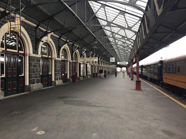 Dunedin Central Station