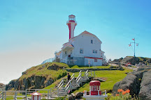 Cape Forchu Lightstation, Yarmouth, Canada