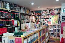 La Madriguera del Conejo Libreria, Bogota, Colombia