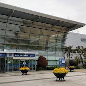 Железнодорожная станция  Suncheon Station