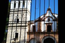 Saint Barbara's Church (Iglesia Santa Barbara), Santo Domingo, Dominican Republic