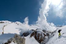 Volcano Mutnovsky, Petropavlovsk-Kamchatsky, Russia