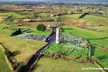 Meelick Round Tower, Swinford, Ireland