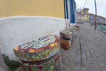 Museo a Cielo Abierto, Valparaiso, Chile
