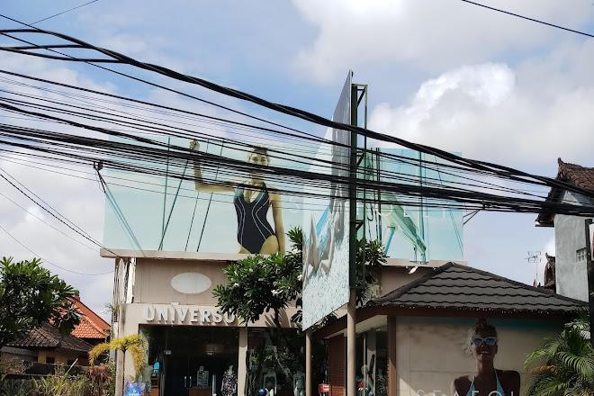 Universo Oberoi, Bali, Indonesia
