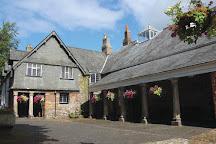 Totnes Guildhall, Totnes, United Kingdom