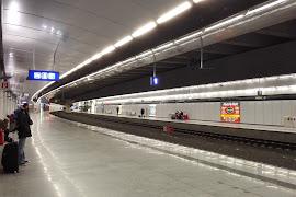 Железнодорожная станция  Flughafen Wien