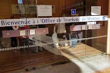 Office de tourisme de Menton, Menton, France