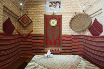 Meybod's Shah Abbasi Caravanserai, Meybod, Iran