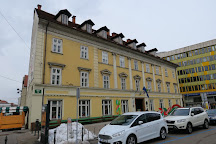Ljubljana Tourist Information Center, Ljubljana, Slovenia