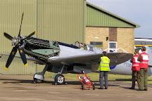 Battle of Britain Memorial Flight Visitor Centre, Coningsby, United Kingdom