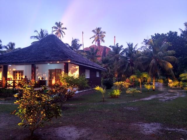 L'Union Chalets, La Digue Island Lodge