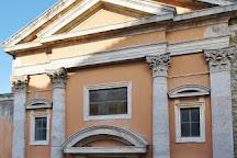 Chiesa di San Leonardo, Manciano, Italy
