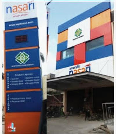 Ksp Nasari Kc Padang Sumatera Barat 62 751 8970642