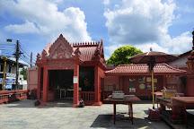 City Pillar Shrine, Surin, Thailand