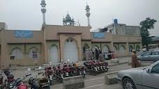 Mosque Mugheera Bin Shoba islamabad