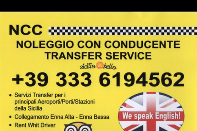 Sicilia Bella N.C.C. Taxi, Enna, Italy