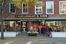 FH Gillingham & Sons General Store, Woodstock, United States
