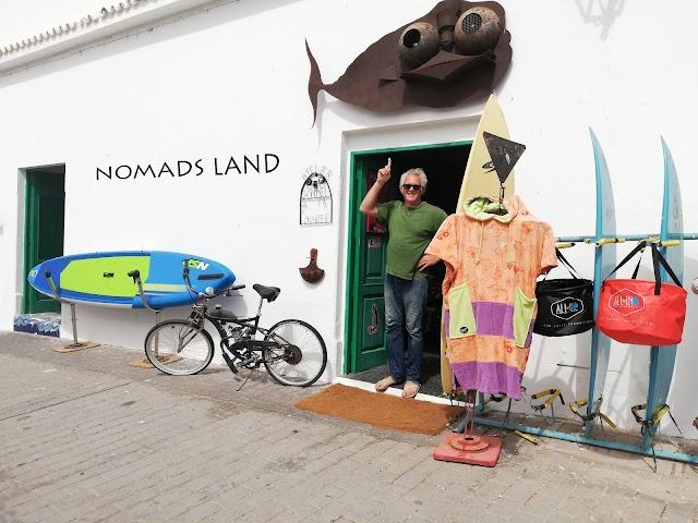 Nomads Land Lanzarote